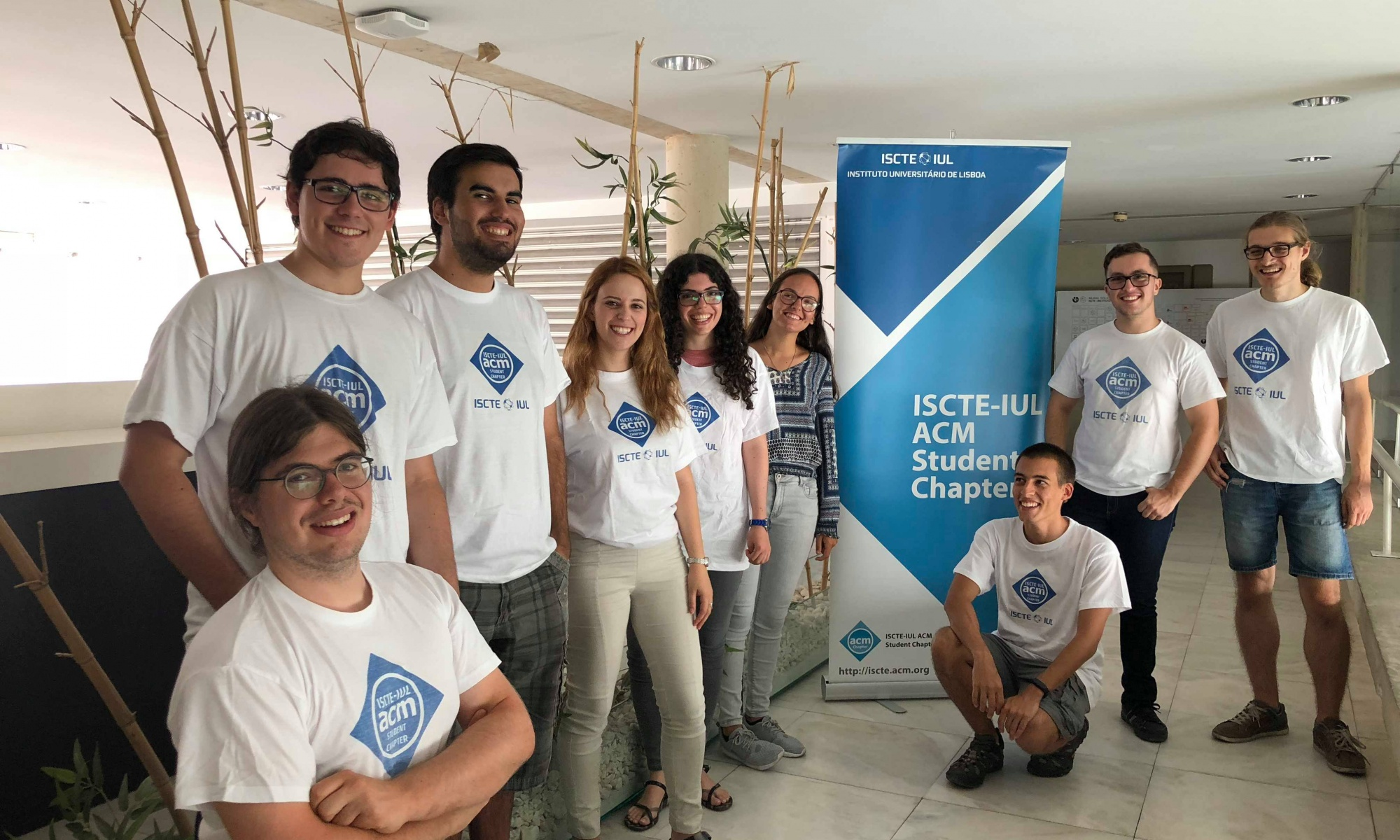 ISCTE-IUL ACM Student Chapter